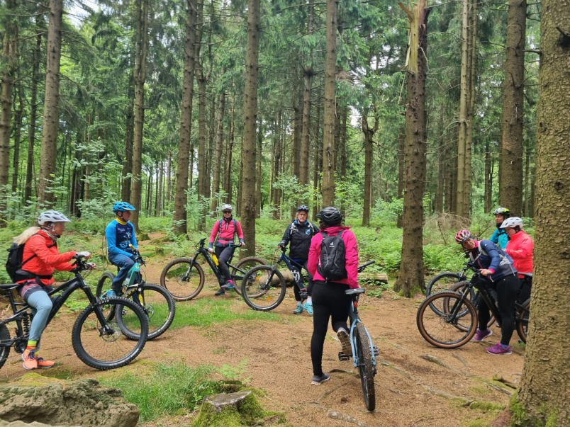 Kokopelli Bikepower, Mountainbike College, Vogelsberg,Hoherodskopf