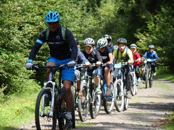 Mountain Bike College Vogelsberg Schotten