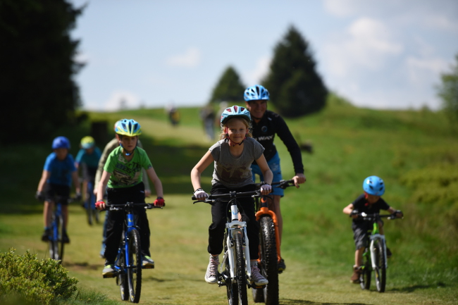 Mountainbike Trainings Zentrum Vogelsberg