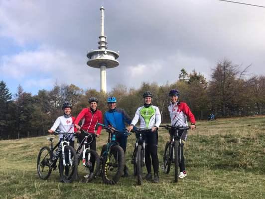 Mountainbike Trainings Zentrum Vogelsberg