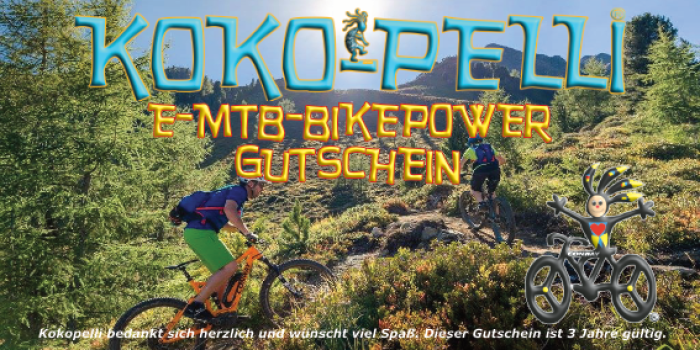 Kokopelli Bikepower - Mountainbike-Trainings-Zentrum - Hessen